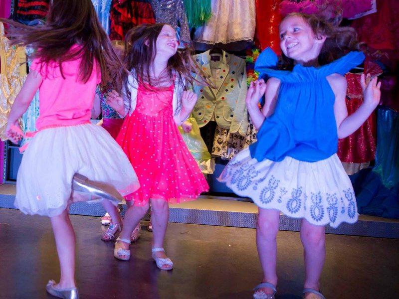 BIRTHDAY PARTIES Miss Ali Stage School