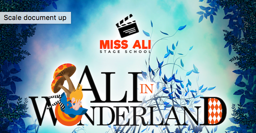 Cast Of Ali In Wonderland