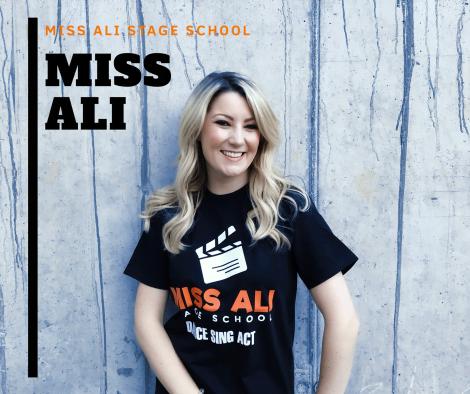 Miss Ali - Miss-Ali-Stage-School